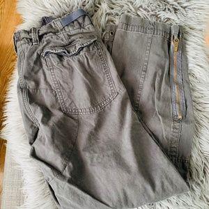 GAP 100% Cotton Military Cargo Paratrooper Pants
